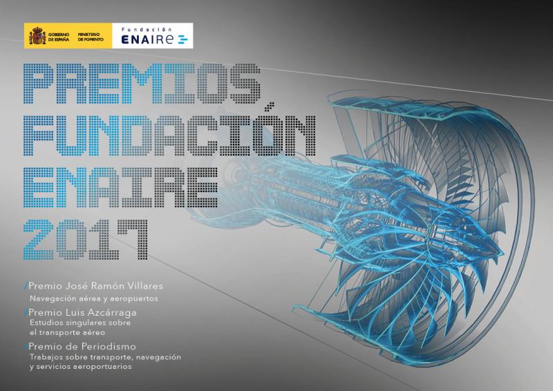 Premios Fundación ENAIRE 2017