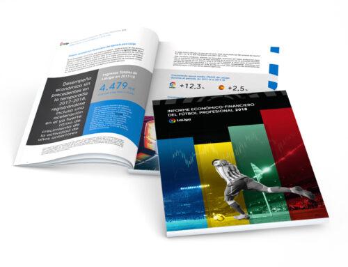 Informe Económico Financiero LaLiga 2018